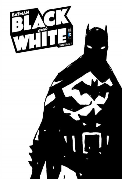 Couverture Batman black and white tome 1