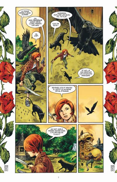 Page 7 Fables tome 18 - l'héritier du vent (cartonné)