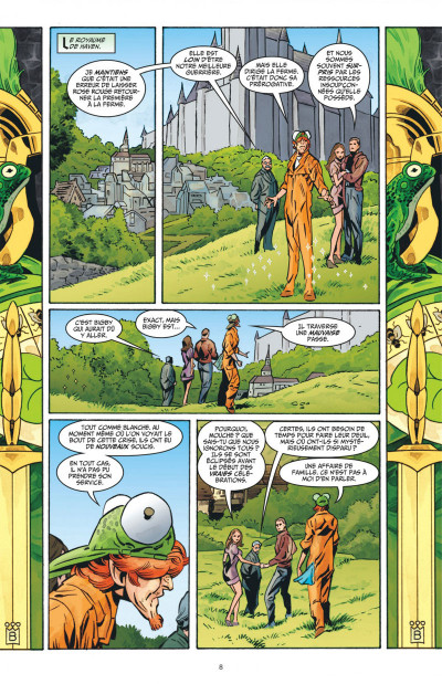 Page 8 Fables tome 18 - l'héritier du vent (cartonné)