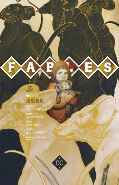 Page 6 Fables tome 23 - Camelot (souple)