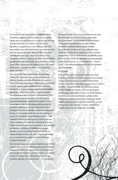 Page 7 Sandman tome 5