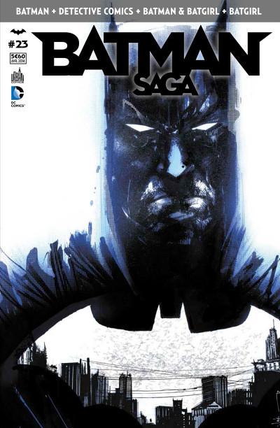 Couverture Batman Saga tome 23
