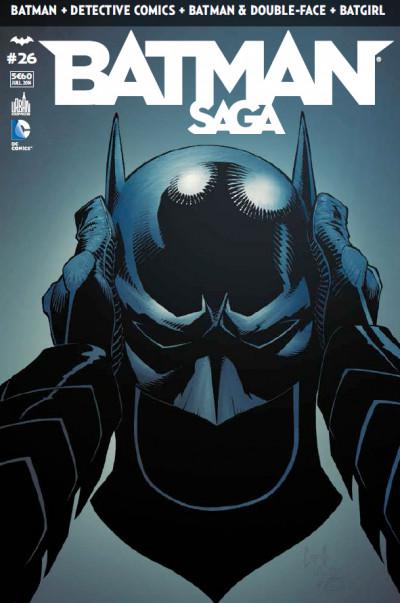 Page 3 Batman saga tome 26
