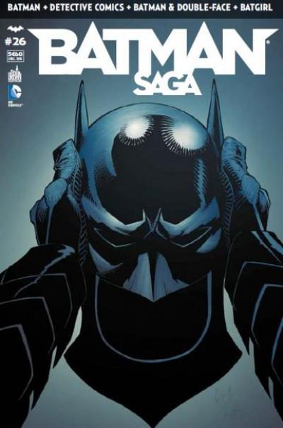 Couverture Batman saga tome 26