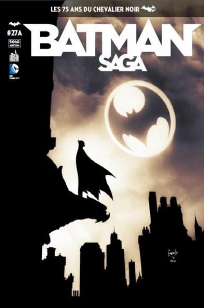 Couverture Batman Saga tome 27 Variant