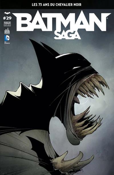 Couverture Batman Saga tome 29
