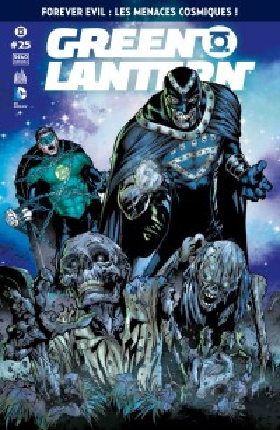 Page 9 Green Lantern Saga tome 25