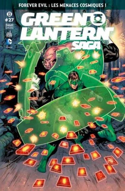Couverture Green Lantern Saga tome 27