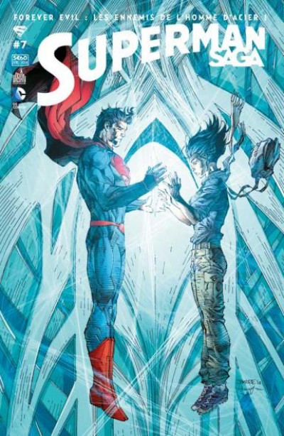 Couverture Superman saga 07