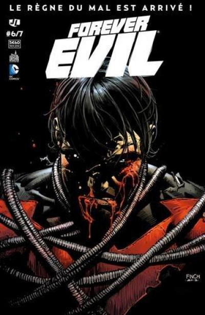 Couverture Forever Evil tome 6