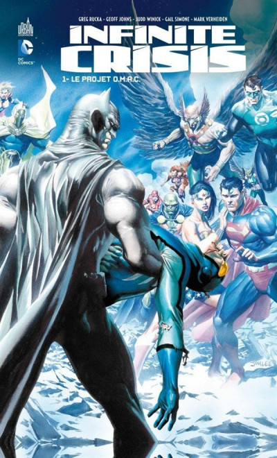Couverture Infinite crisis tome 1