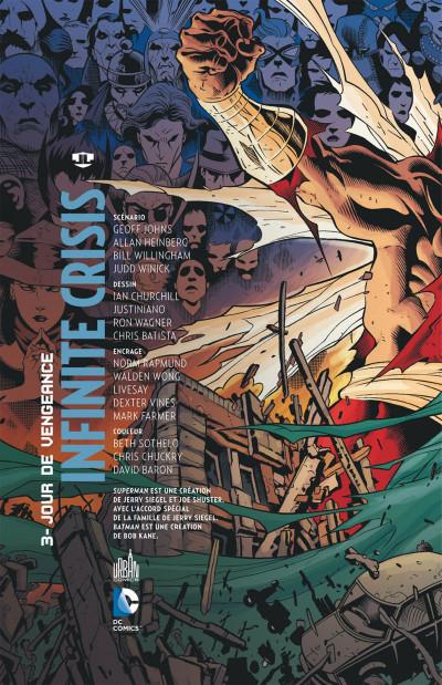 Page 2 Infinite crisis tome 3
