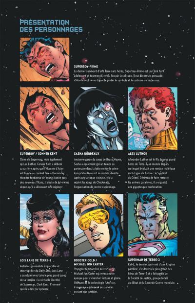 Page 5 Infinite crisis tome 5