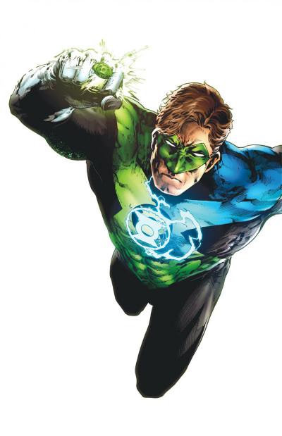 Page 2 Geoff Johns présente Green Lantern tome 7