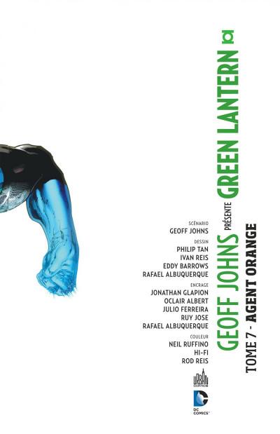 Page 3 Geoff Johns présente Green Lantern tome 7