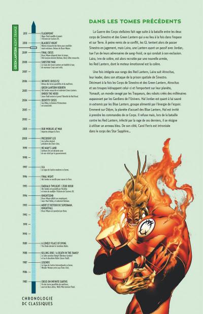 Page 4 Geoff Johns présente Green Lantern tome 7