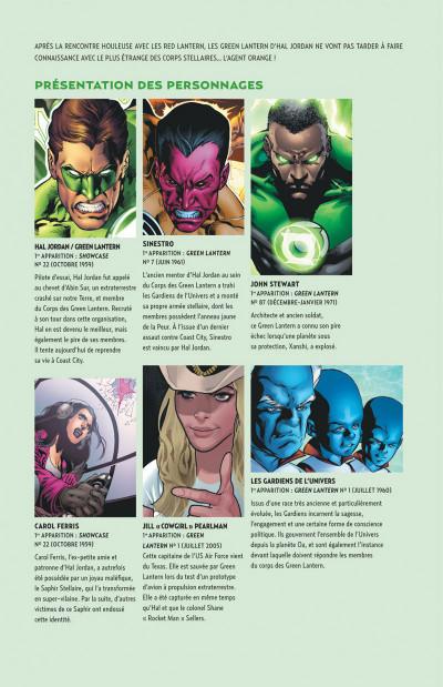 Page 5 Geoff Johns présente Green Lantern tome 7