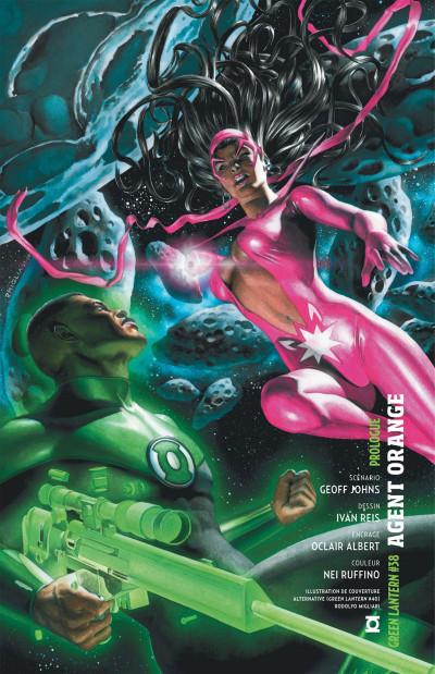 Page 6 Geoff Johns présente Green Lantern tome 7