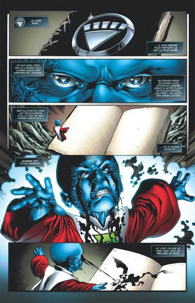 Page 7 Geoff Johns présente Green Lantern tome 7