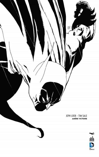 Couverture Batman amère victoire - édition 75 ans