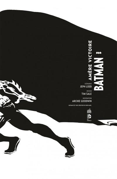Page 3 Batman amère victoire - édition 75 ans