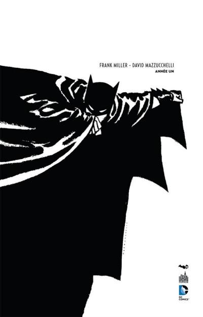 Couverture Batman année un - édition 75 ans
