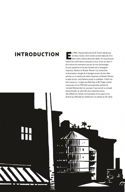 Page 4 Batman année un - édition 75 ans