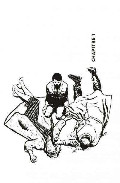 Page 8 Batman année un - édition 75 ans