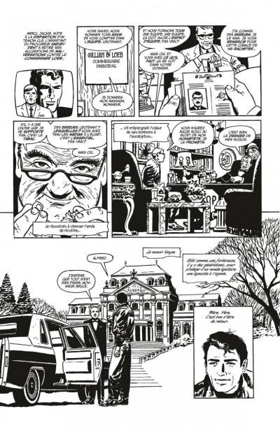 Page 9 Batman année un - édition 75 ans
