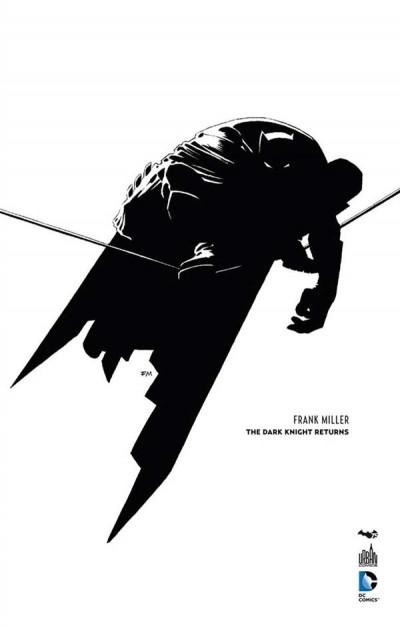 Couverture Batman the dark knight returns - édition 75 ans