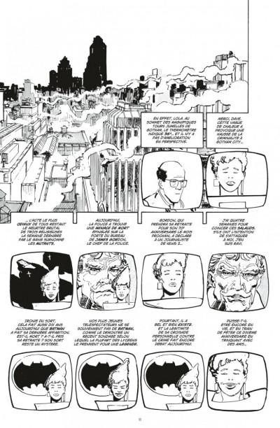 Page 6 Batman the dark knight returns - édition 75 ans