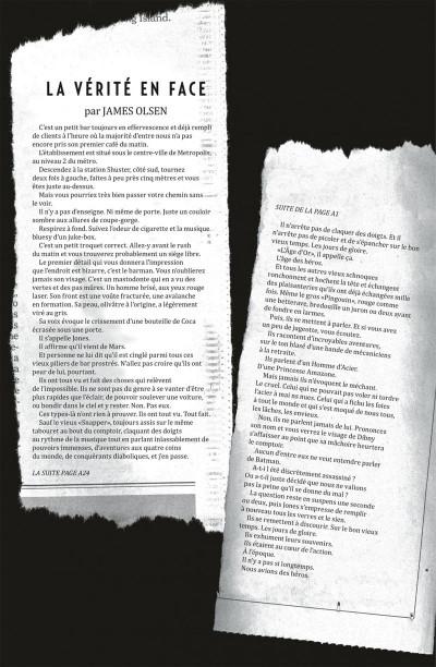 Page 7 Batman the dark knight returns - édition 75 ans