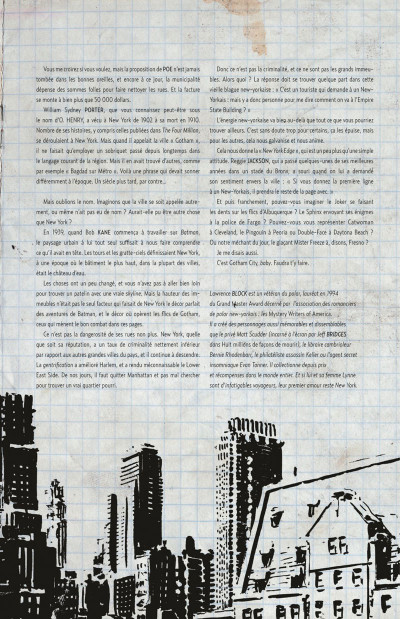 Page 7 Gotham central tome 1