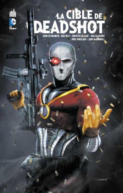 Couverture la cible de Deadshot