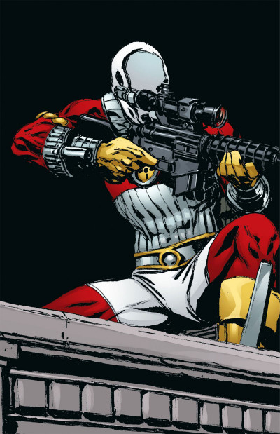 Page 2 la cible de Deadshot