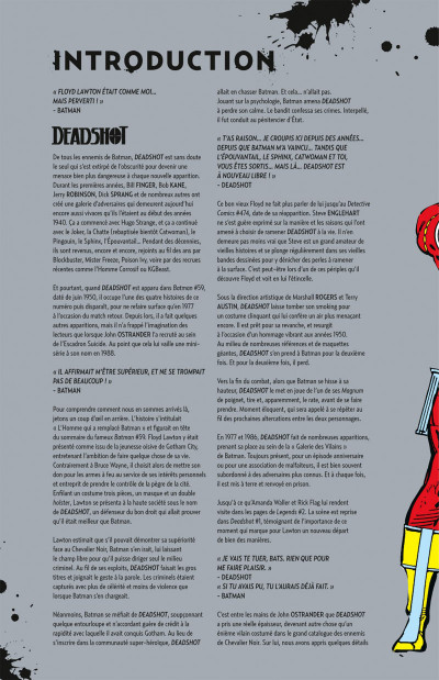 Page 4 la cible de Deadshot