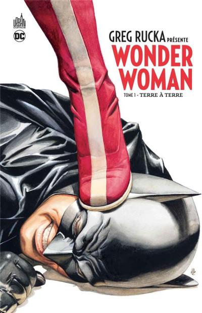 Couverture Greg Rucka présente Wonder Woman tome 1