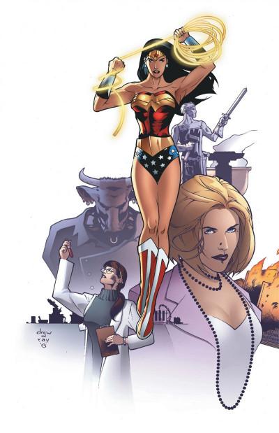 Page 2 Greg Rucka présente Wonder Woman tome 1