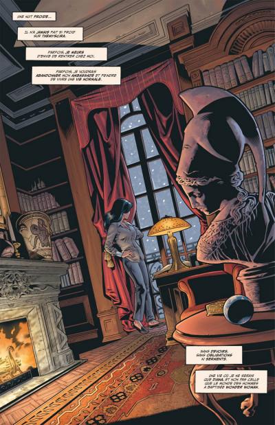 Page 7 Greg Rucka présente Wonder Woman tome 1
