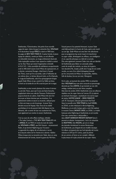 Page 5 l'héritage de deathstroke