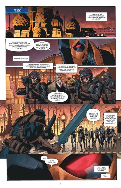 Page 7 l'héritage de deathstroke