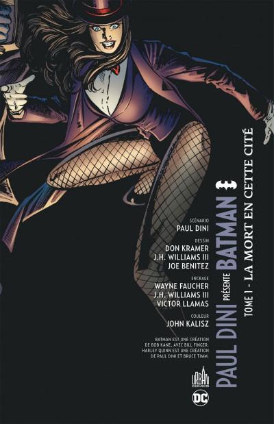 Page 3 Paul Dini présente Batman tome 1