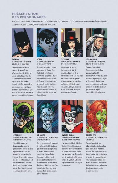 Page 5 Paul Dini présente Batman tome 1