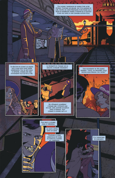 Page 7 Paul Dini présente Batman tome 1