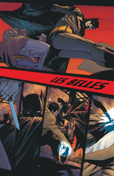 Page 8 Paul Dini présente Batman tome 1