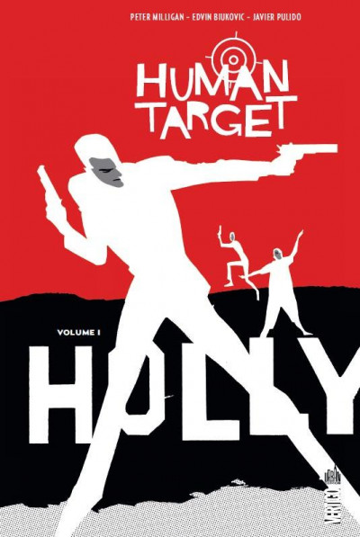 Couverture human target tome 1