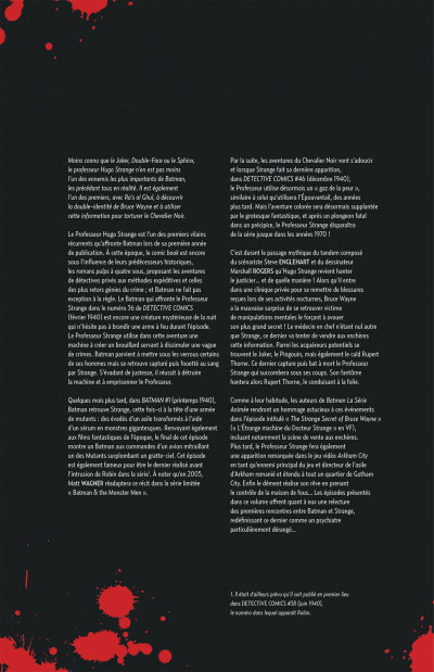 Page 5 la proie d'hugo strange