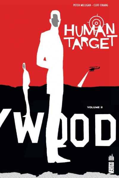 Couverture human target tome 2
