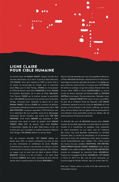 Page 4 human target tome 2