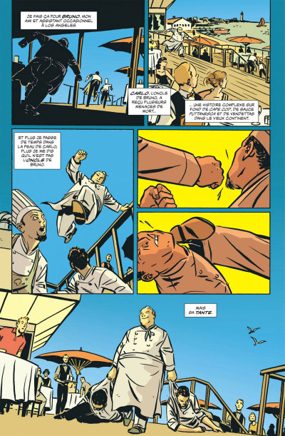 Page 8 human target tome 2